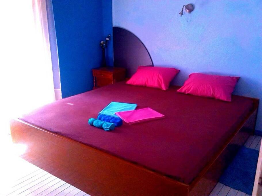 Your room (Bedroom)