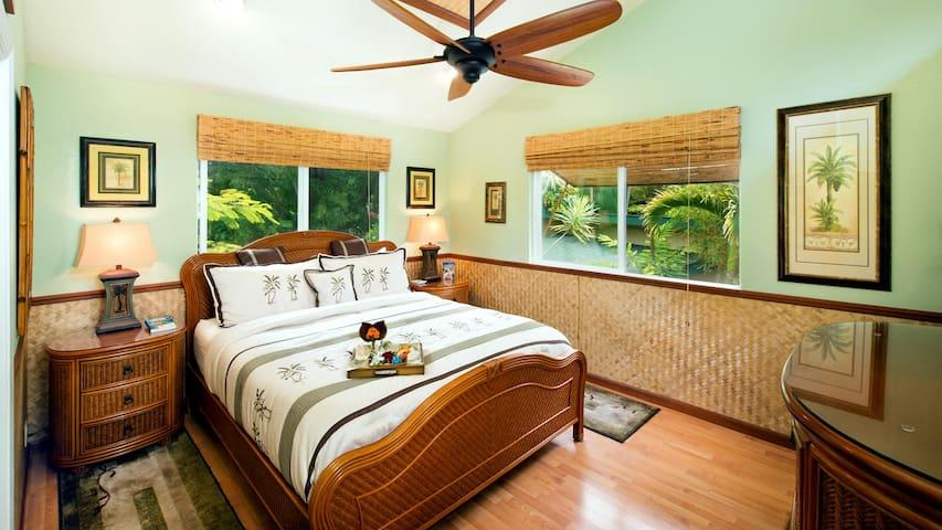 Treetop Mahina Suite
