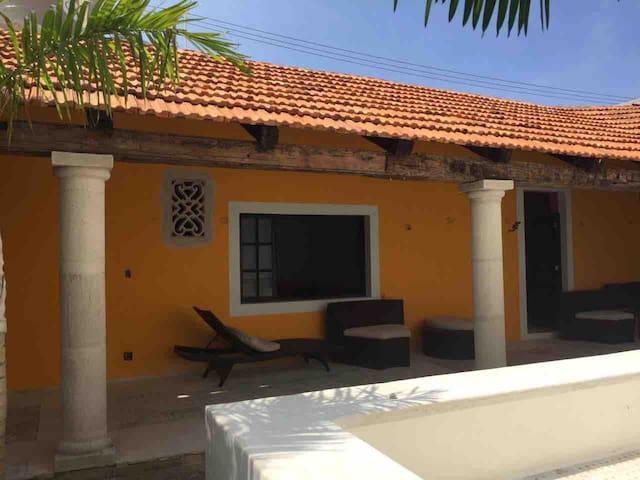 Harmonious and peaceful villa close to the sea