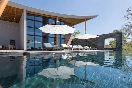 6bd Ocean view sanctuary in Peninsula Papagayo
