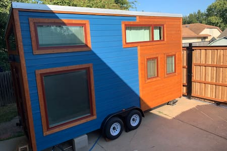 Tiny House. Private & Comfortable