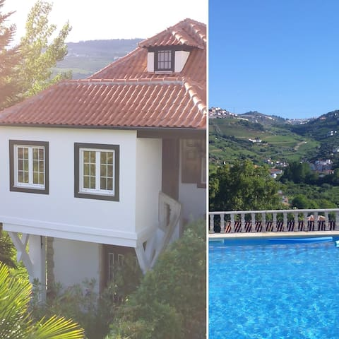 Charming atticroom with great view - Peso da Régua  - Bed & Breakfast