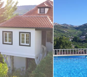 Charming atticroom with great view - Peso da Régua