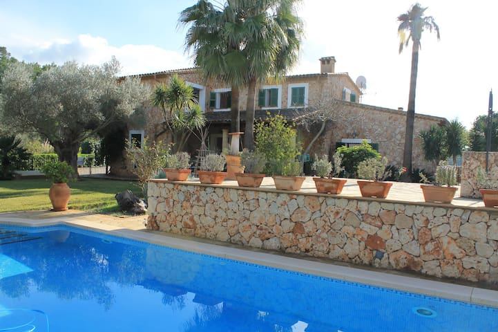 WONDERFUL VILLA IN COSTITX - PUIG DEN CONET - Costitx - Villa