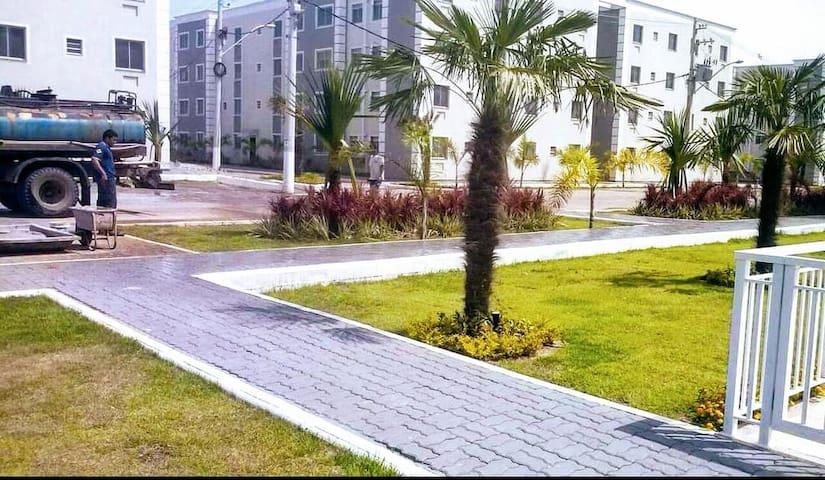 Apartamento Centro-Praia da Baleia