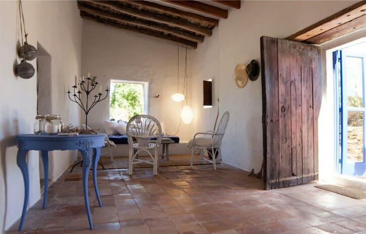 Vivienda bohemia en Formentera