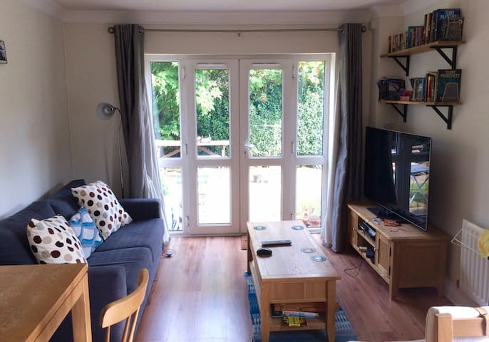 Quiet, well-located apartment - Reading - Daire