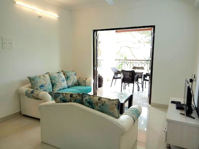 Atlantic Casa- Spacious Apt with Private Terrace