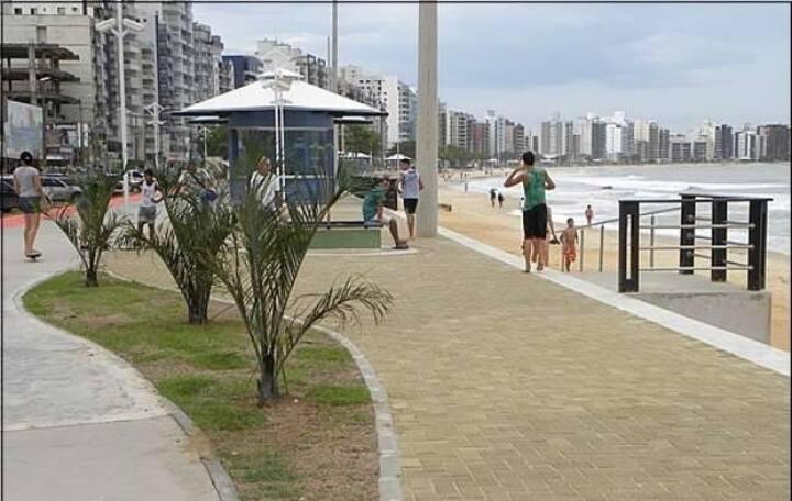 Apartamento na Praia do Morro em Guarapari