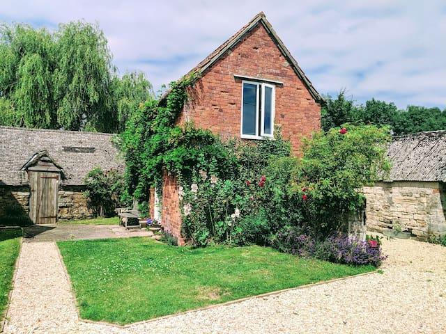 Beautifully  renovated old granary