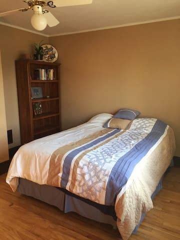 Cozy Quiet Private Room near Onondaga Hill