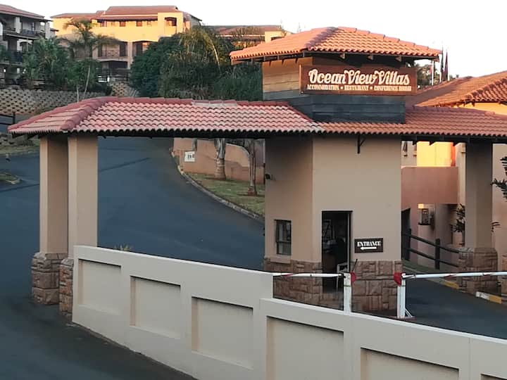 Ocean View Villas Unit A9. Port Edward KZN south