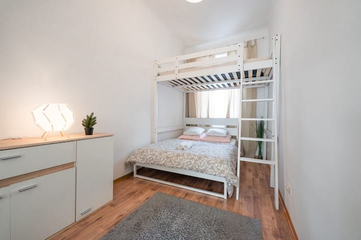 ☆Modern Flat in Heart of Vienna near metro station