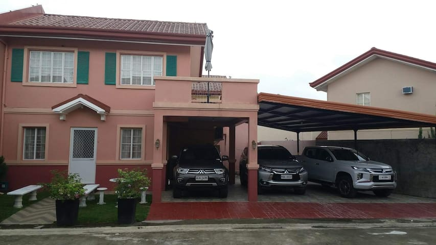 CAMELLA TRANSIENT HOUSE DAVAO