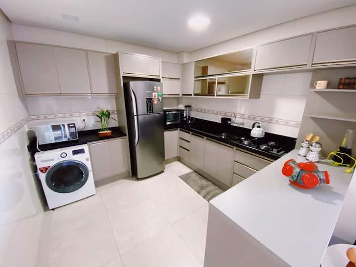 Apartamento simples e aconchegante