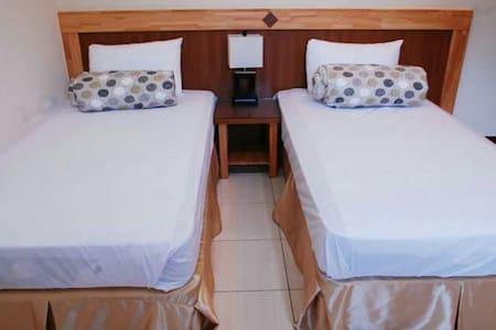 全新房,單人床兩床 - 仁愛鄉