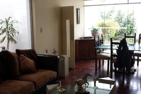 casa frente a parque zona tranquila - Lima