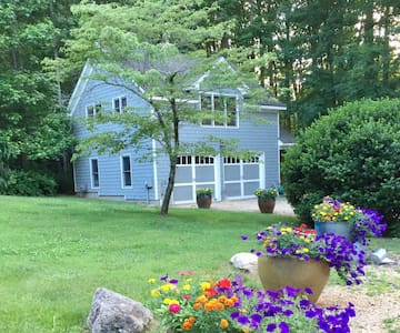 Charming Carriage House in Milton - 阿宾顿(Alpharetta) - 公寓