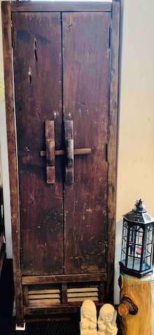 Antique Doors.