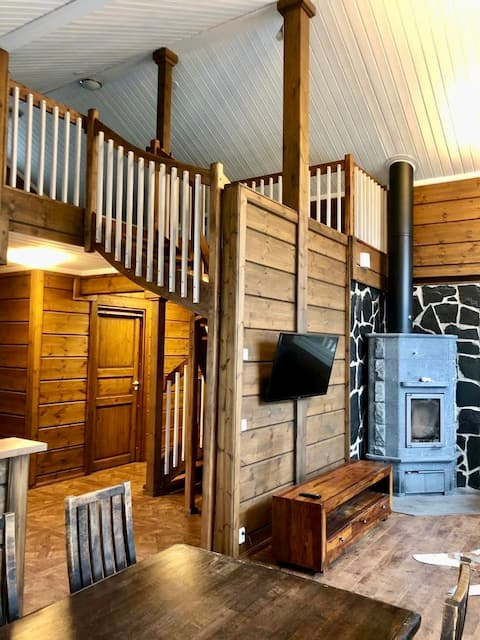 Cabin Näätämö