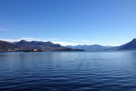 Apartment a few steps away from the Lake Maggiore - Ispra - 단독주택