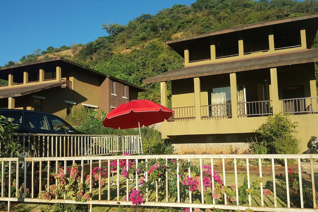 Villa With Perfect Sunrise Nature And Homely Food Bungalows For Rent In Lavasa Maharashtra