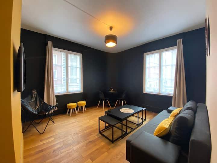 Luxueux appartement au cœur de Beauvais