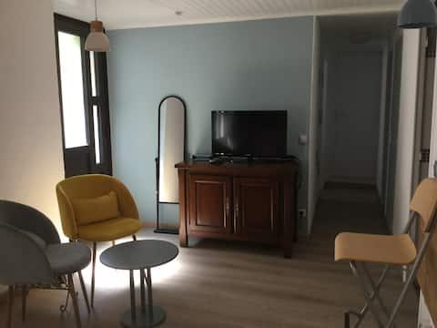 蒙彼利埃:靠近市中心的单间公寓
