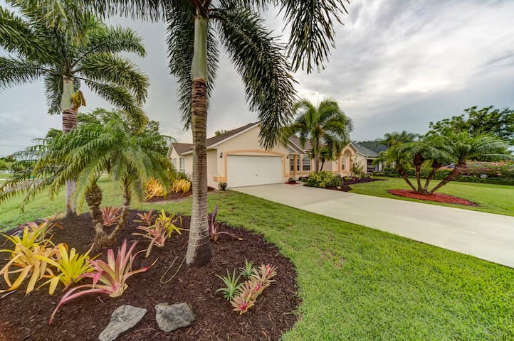 Beautiful and  Newly Remodeled, Mets, PGA, Beaches - Port St. Lucie - Casa