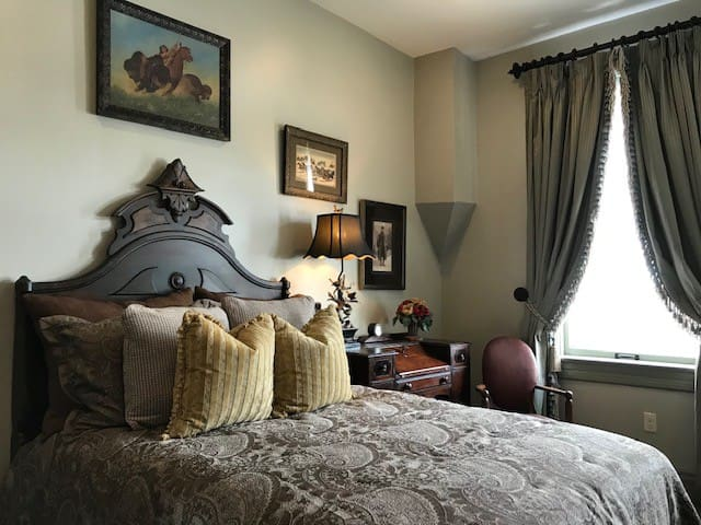 Historic Silverton Lodge: Allen Nosseman Suite