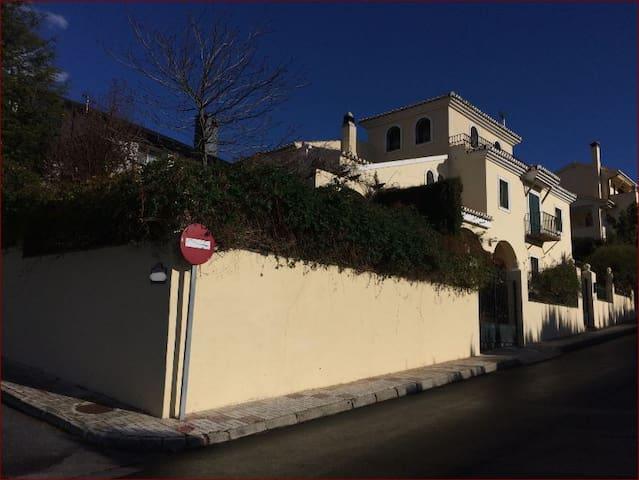 HOUSE MONACHIL / GRANDA - Monachil - Villa