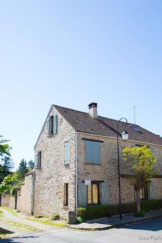 La ferme du vieux moulin - Saint-Germain-lès-Arpajon - Rumah Tamu