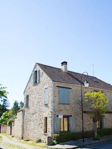 La ferme du vieux moulin, chambre/SDB privatifs - Saint-Germain-lès-Arpajon