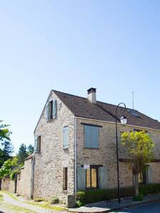 La ferme du vieux moulin - Saint-Germain-lès-Arpajon