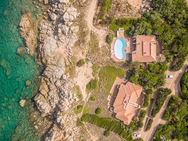 Villa with private pool in Portobello di Gallura