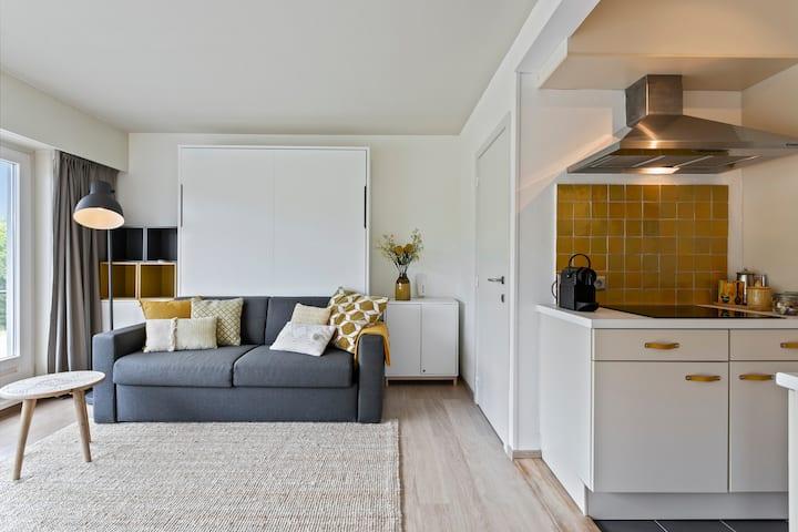 Charming studio in Bredene-aan-Zee