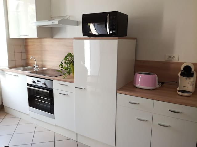 Appartement avec jardin - Colmar