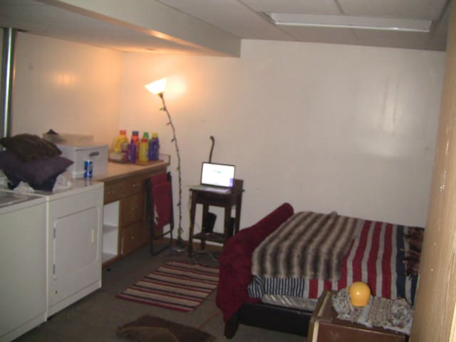 The free spirit friendly secluded laid back room