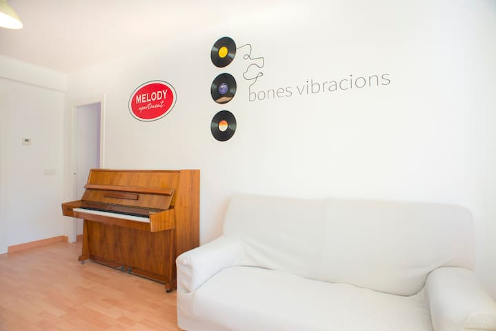 Melody Apartment - Gerona - Appartement