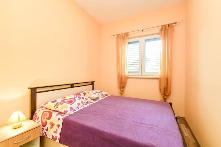 Apartment Milena / Two bedrooms A1 - Šib - Leilighet