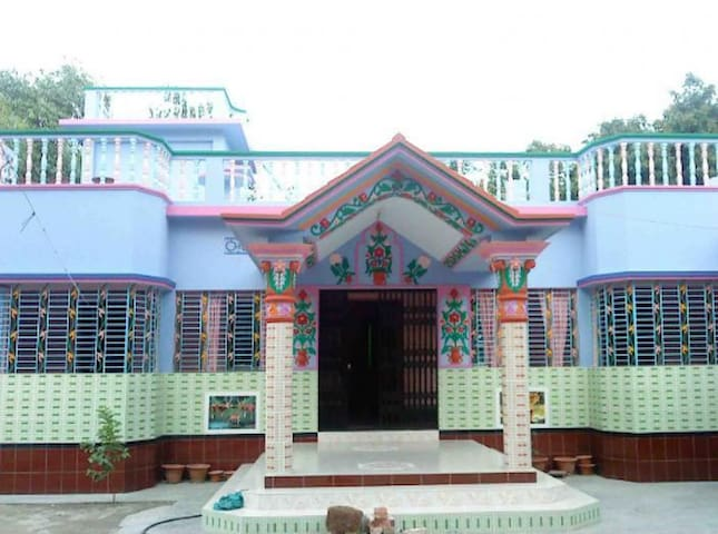 Hossainpur rest house