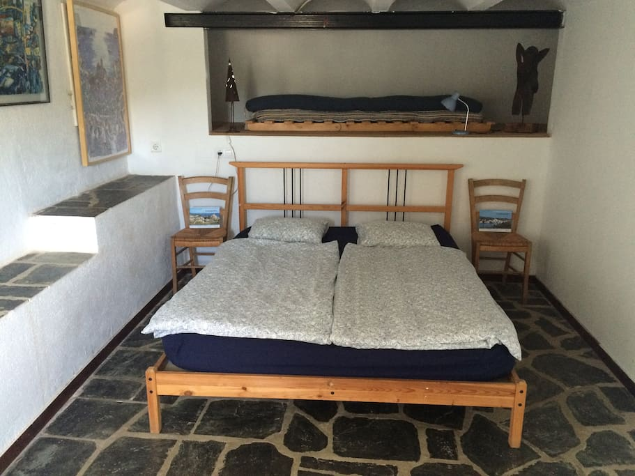 Peaceful Room 25 M2 Bath And Garden All Private Houses