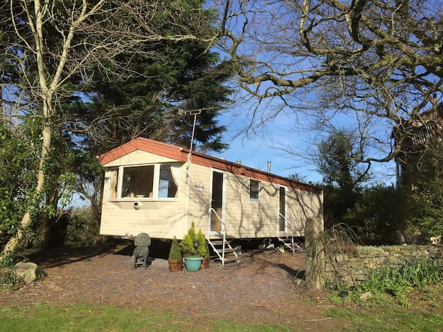6 Berth Static Caravan in Gaerwen