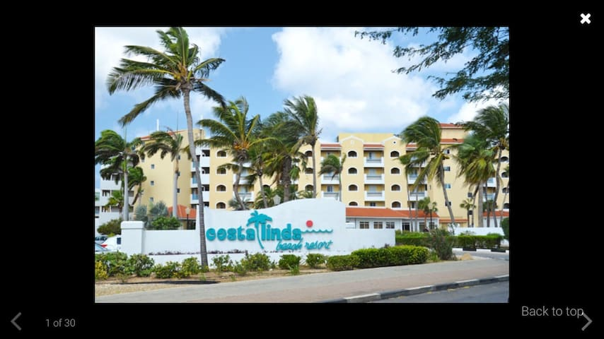 Costa Linda Beach Resort. Aruba