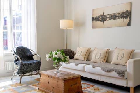 Idyllic renovated guesthouse