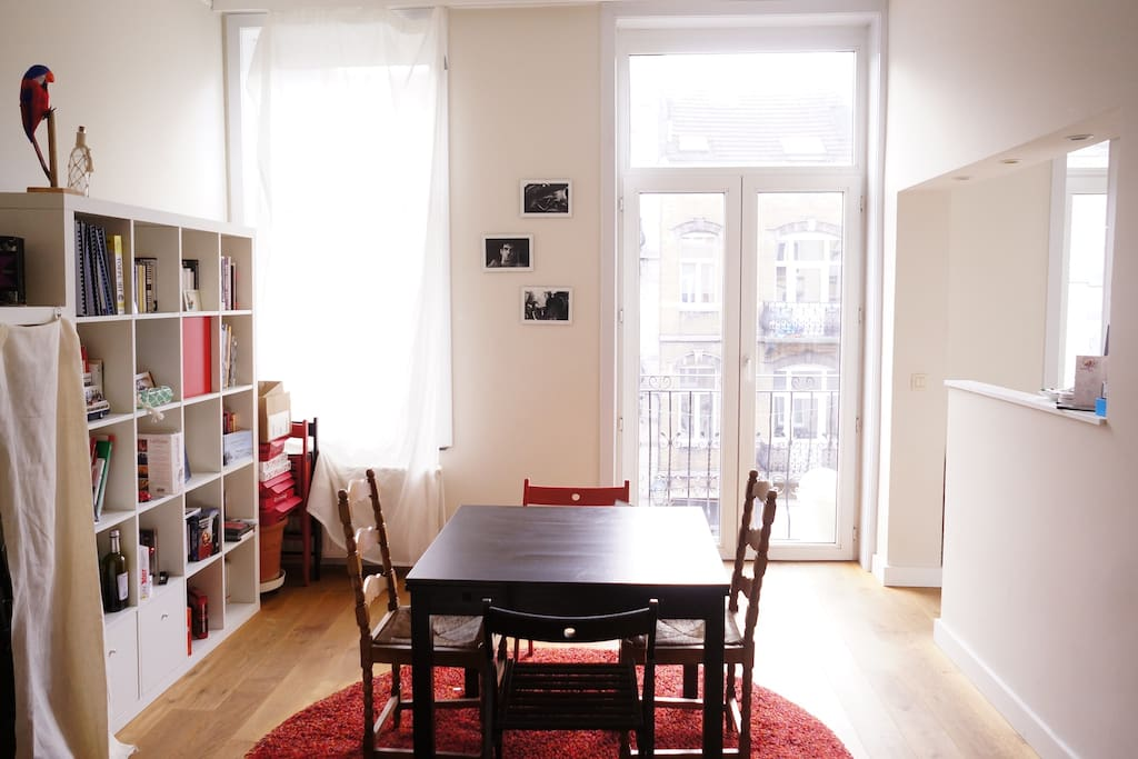 private room in lovely flat european parliament appartements louer etterbeek bruxelles. Black Bedroom Furniture Sets. Home Design Ideas