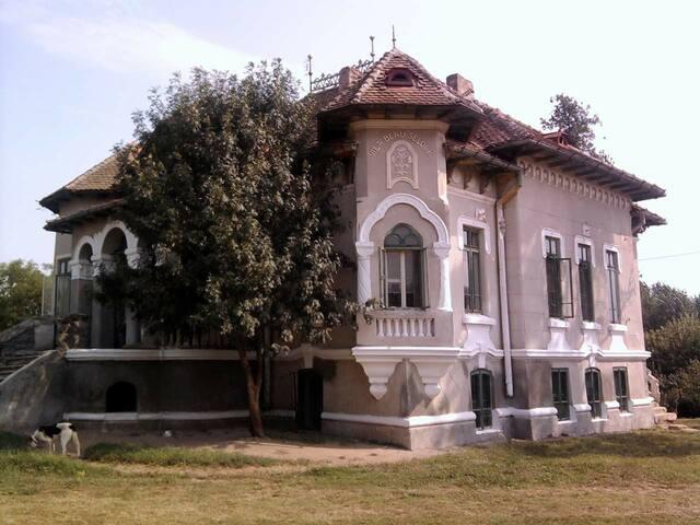 Beau Sejour,  the interbelic mansion.