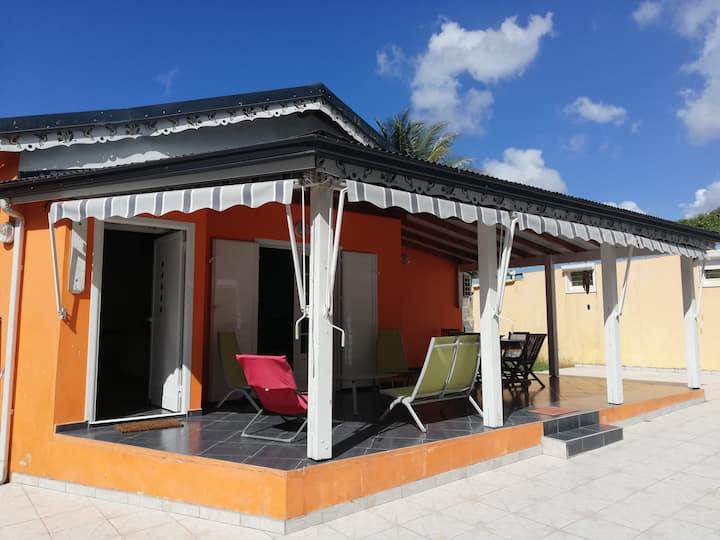 Maison de vacances  Baie-Mahault