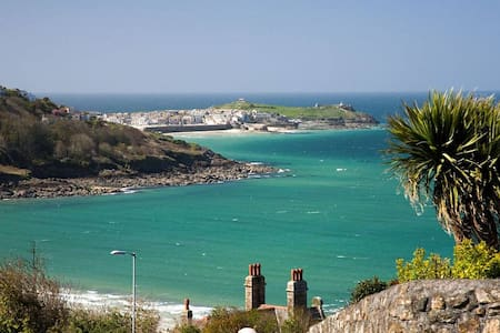 'Island View', an apartment, Carbis Bay (St Ives) - Carbis Bay - Apartment - 1