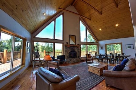 North Idaho cabin- great escape - Rumah